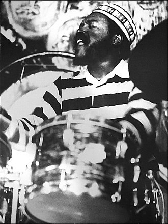Roy Brooks - Image: Roy Brooks Drums