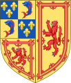 Royal Arms of the Kingdom of Scotland (1558-1559).svg