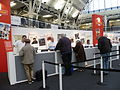 Royal Mail counter at Spring Stampex 2016 01.JPG
