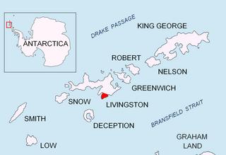 Prespa Glacier glacier in Antarctica