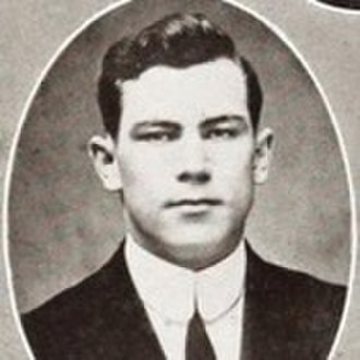 Rube Barker - Barker in Ole Miss yearbook.