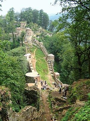 Rudkhan Castle - Rudkhan Castle