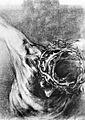 Rudolf Heinisch, Kreuzweg - XII. Christus stirbt am Kreuz, 1945.jpeg