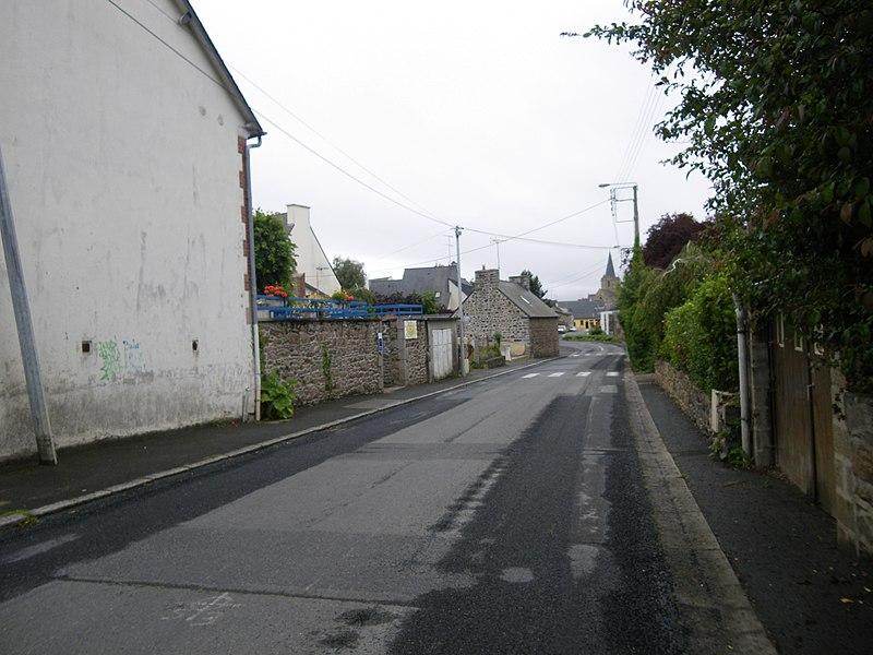 Rue de hillion