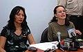 Rueda de prensa conjunta de la Ministra de Salud, Carolin Chang y la Canciller María Fernanda Espinosa. (1250525260).jpg