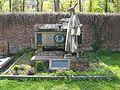Ruhestätte Franz Xaver Kraus Übersicht 02- Hauptfriedhof Freiburg Breisgau.jpg