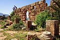 Ruins from a Roman temple wall.jpg