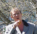 Ruth Dyson - protest rally - 2007.jpg