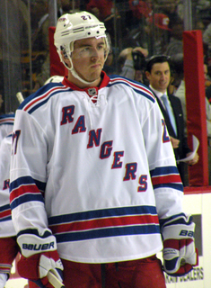 Ryan McDonagh American ice hockey player