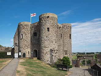 Rye Castle - The Ypres Tower