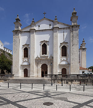 Our Lady of the Immaculate Conception Cathedral, Leiria - Image: Sé de Leiria IMG 6129
