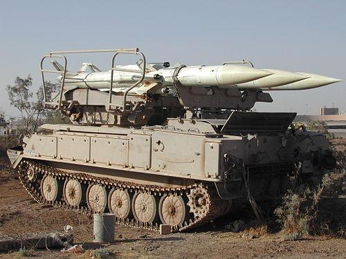 SA-6Gainful