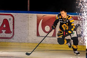 Skellefteå AIK - Joakim Lindström in Skellefteå AIK