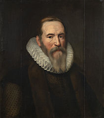 Portrait of Johan van Oldenbarneveldt (1547-1619)
