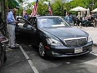 Mercedes-Benz Classe S. Alemanha é o país líder em exportação entre 2003-2006.