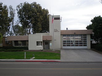 Mira Mesa, San Diego - Image: SDFD Station 38
