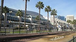 SD Convention Ctr west side 4.JPG