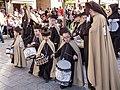 SEMANA SANTA DE ZARAGOZA Cofradía de la oración en el huerto 2234.jpg