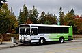 SMART 30-foot Gillig Phantom bus (ex-Denver) at Wilsonville Station in 2018.jpg