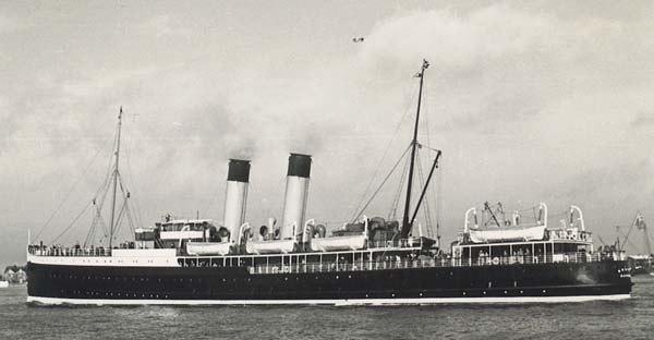 SS Bruges (1920)