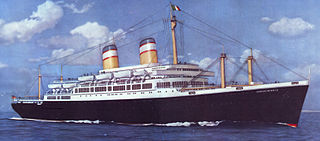 SS <i>Independence</i> A US built and flagged ocean liner