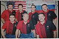 STS106-391-005 - STS-106 - STS-106 crewmembers pose for an official group photograph on Zvezda - DPLA - bb47964c36242a01f4b82cd714219493.jpg