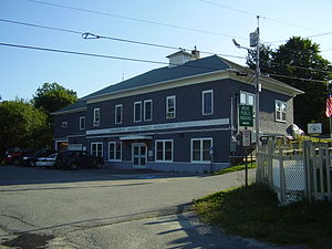 Southwest Harbor, Maine - Image: SW Harbor Police ME