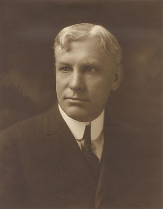 Mayor of Dallas - Stephen J. Hay, the first mayor elected under commission government and advocate for the White Rock Lake project.