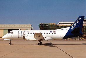 KLM Cityhopper Flight 433