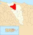 Sabana Abajo, Carolina, Puerto Rico locator map.png