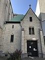 Sacristie au Nord Est de l'église Saint Boniface d'Ixelles.jpg