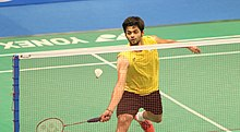 Sai Praneeth - Indonesia Open 2017.jpg