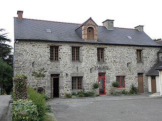 Saint-Médard-sur-Ille Commune in Brittany, France