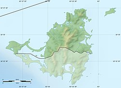 Anguilla Channel is located in Saint-Martin
