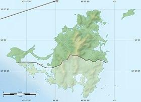 (Voir situation sur carte: Saint-Martin)