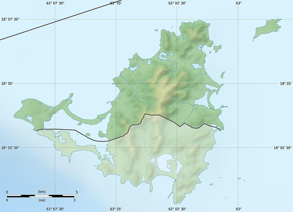 Marigot, Saint Martin is located in Saint-Martin