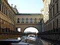 Saint-Petersburg Le Pont de l'Ermitage sur le Canal d'Hiver (1).JPG