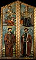 Saint Cosmas and Saint Damian. Oil paintings. Wellcome V0017386.jpg