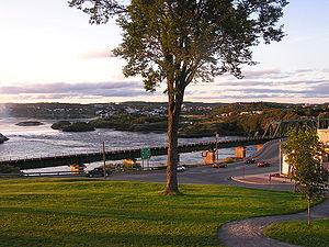 Saint John, New Brunswick - Reversing Falls