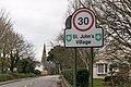 Saint John - village limit sign 20190102.jpg