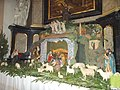 Saint Stephen church. Nativity scene. - Budapest.JPG