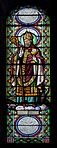Saintes Eglise Saint Eutrope-Church window09.jpg
