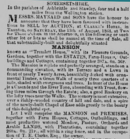 Sale notice for Tremlett 1864.jpg