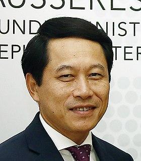 Saleumxay Kommasith Laotian politician