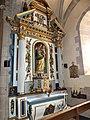 Salles-Curan Saint-Martin-des-Faux église chapelle retable.jpg