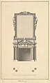 Salon Chimney, Houghton Hall, Norfolk, Elevation MET DP829114.jpg