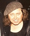 Sam Kinison (cropped from Eric Clapton, Sam, and Phil Collins).jpg