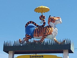 Sambo's - Image: Sambo's Sign in Lincoln City, OR
