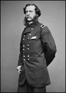 Samuel W. Crawford United States Army surgeon and Union general (1829-1892)