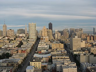 Chinese Americans - San Francisco is home to the second largest Chinese community in the United States in number and the largest in percentage.